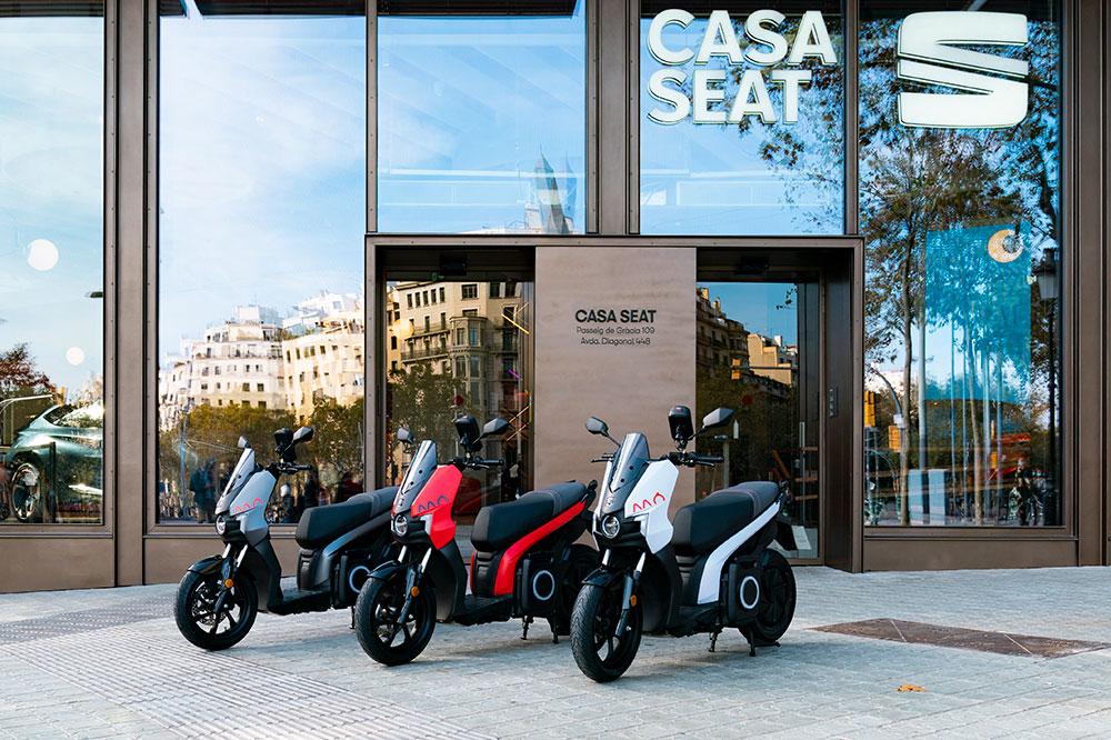 El Centro de Operaciones del MO se encuentra en la Casa Seat de Barcelona