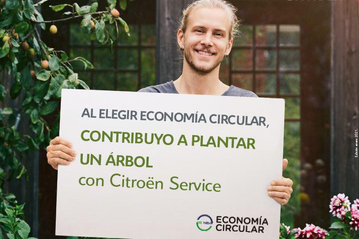 Economía circular Citroën