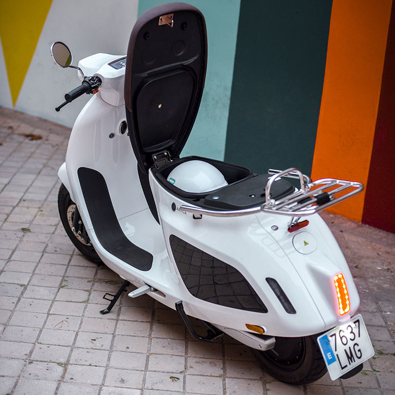 Scooter eléctrico Wellta Artica