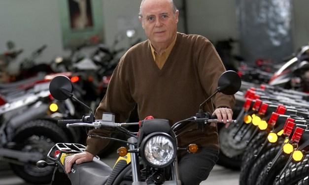 Fallece Jordi Riera Baró, referente en el sector de la motocicleta en España y la segunda generación de Rieju