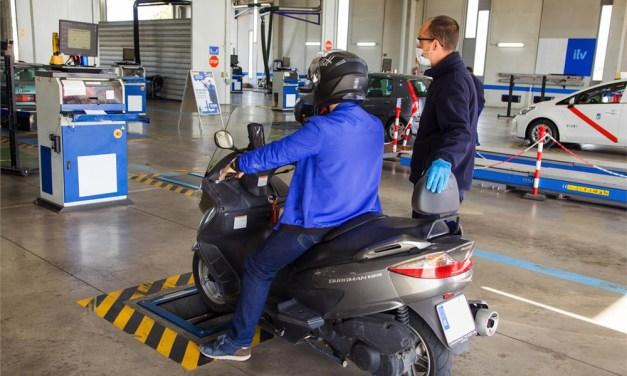 Inspecciones más exigentes y para todas las motos