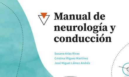Manual de Neurología y Conducción para reducir los accidentes de tráfico