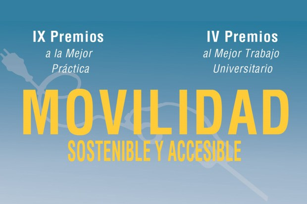 Premios Movilidad Sostenible y Accesible
