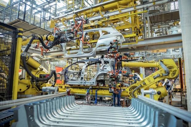 Fabricación vehículos