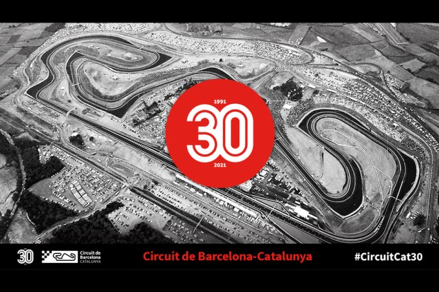 30 aniversario del Circuit de Catalunya