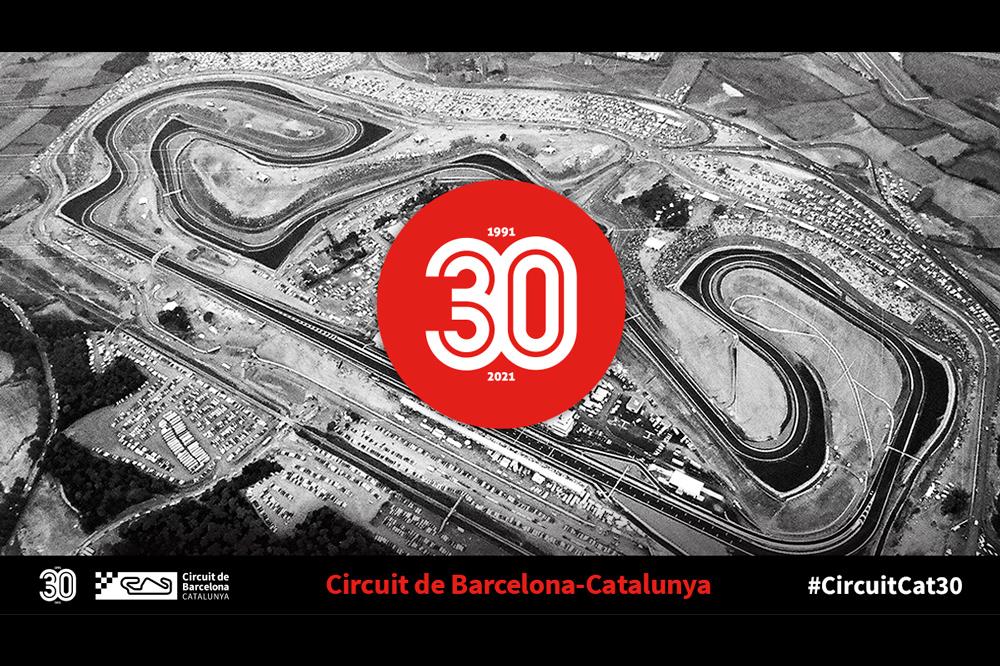 El Circuit de Catalunya cumple treinta años de historia