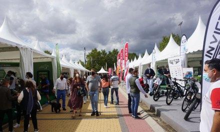 Gran éxito de público en Mogy, la Feria de la Movilidad y Sostenibilidad