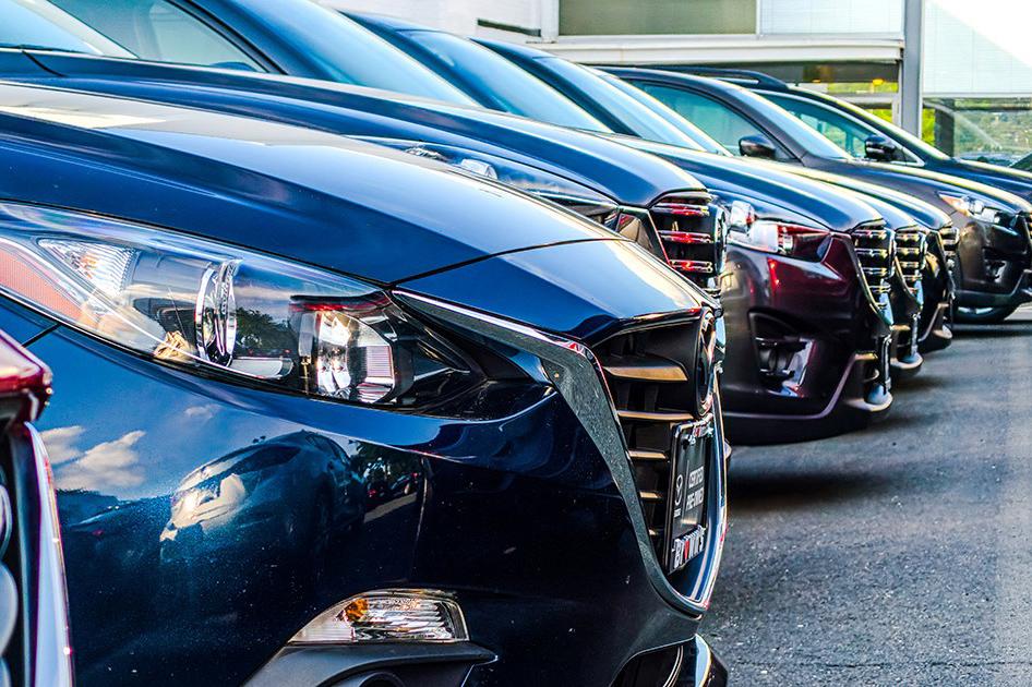 Matriculación de vehículos septiembre