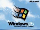 Windows 95 boot screen