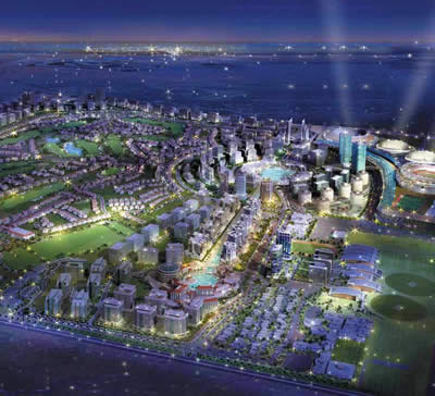 The 7 Wonders of Dubai