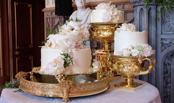 British Wedding Traditions: The Cake