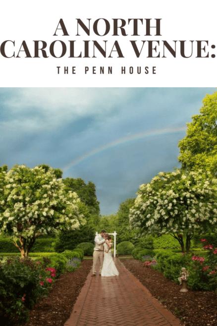 A North Carolina Venue: The Penn House
