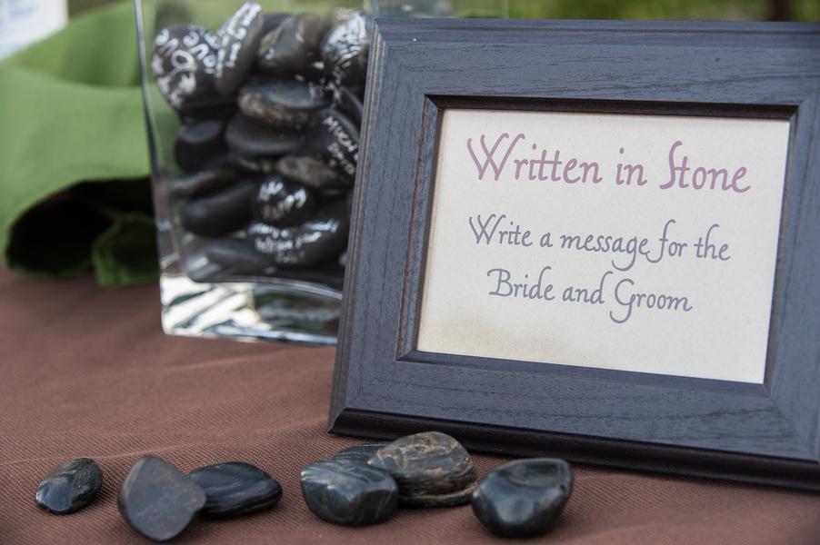 Stones Guest Book Jennifer Halen