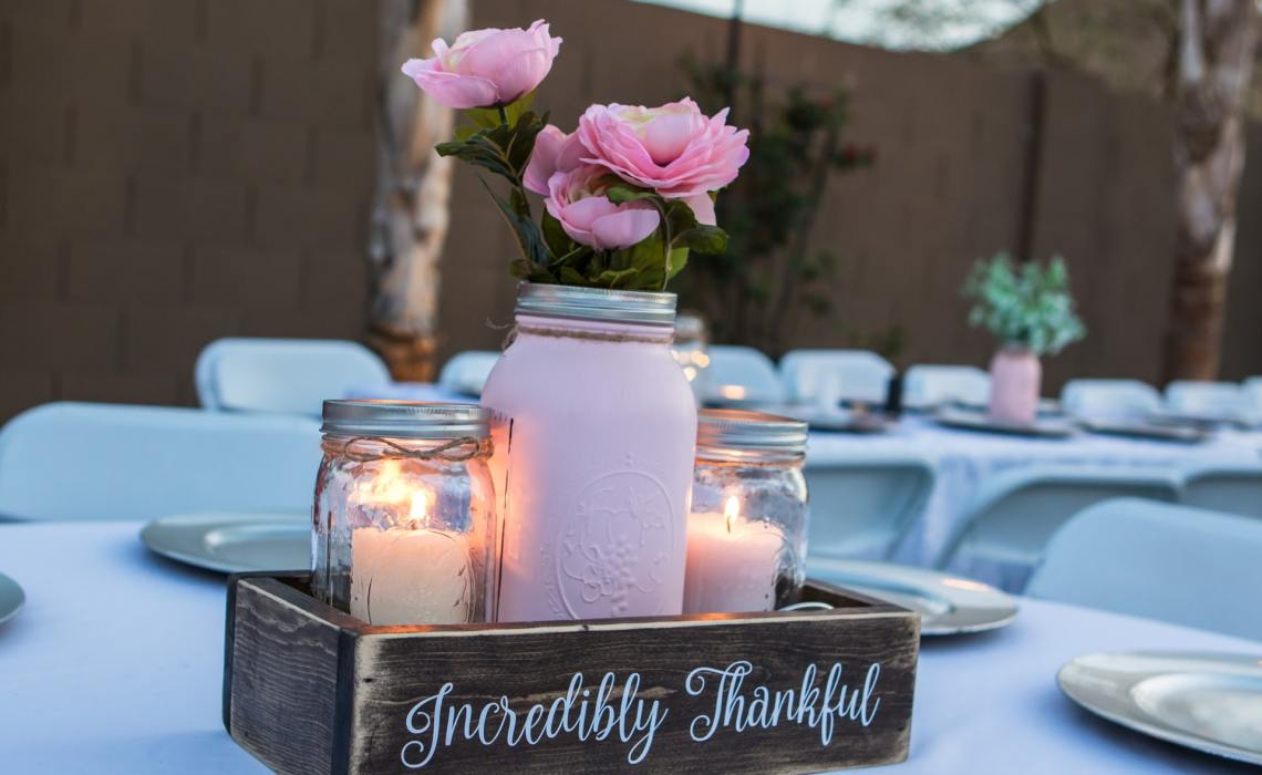 Candles as Alternatives to Flower Bouquets