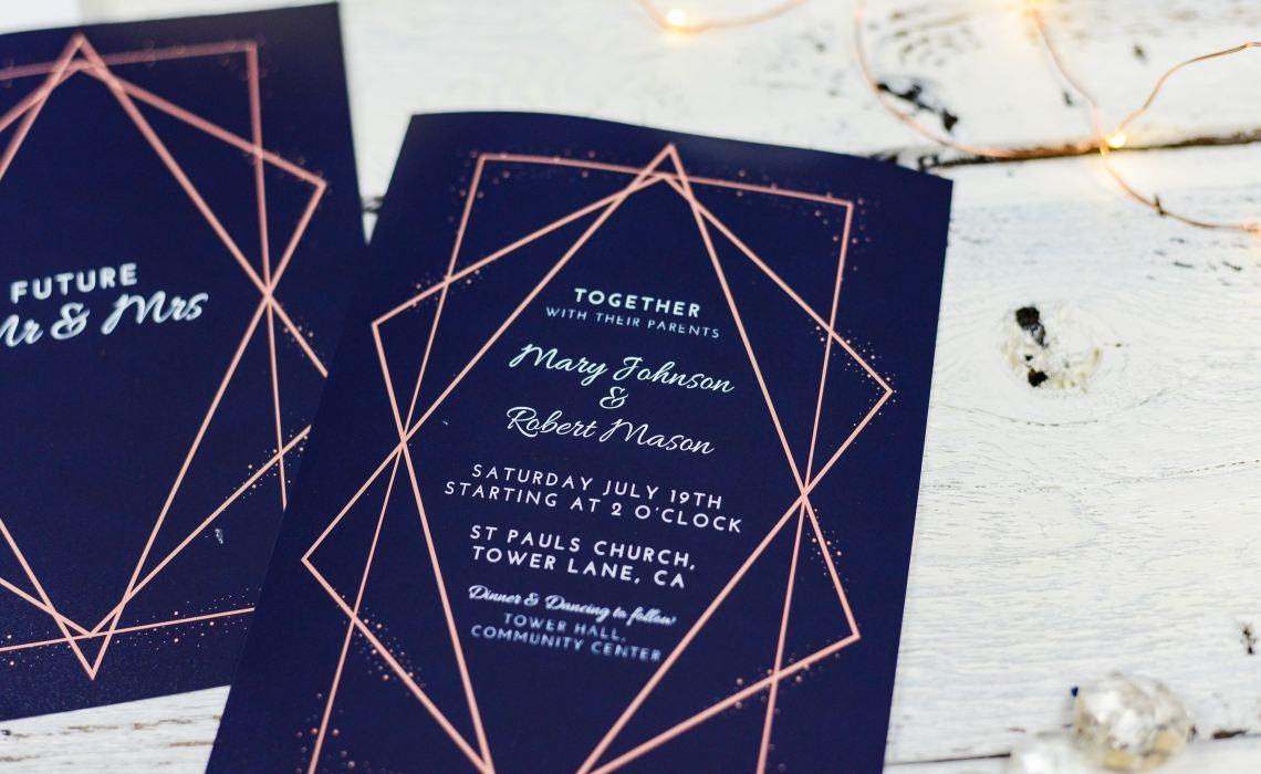 Event Invitations Include Location