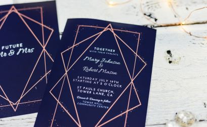 Event Invitations Include Location