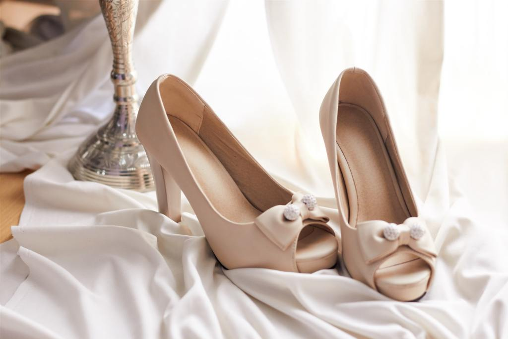 Tips for Buying Wedding Shoes