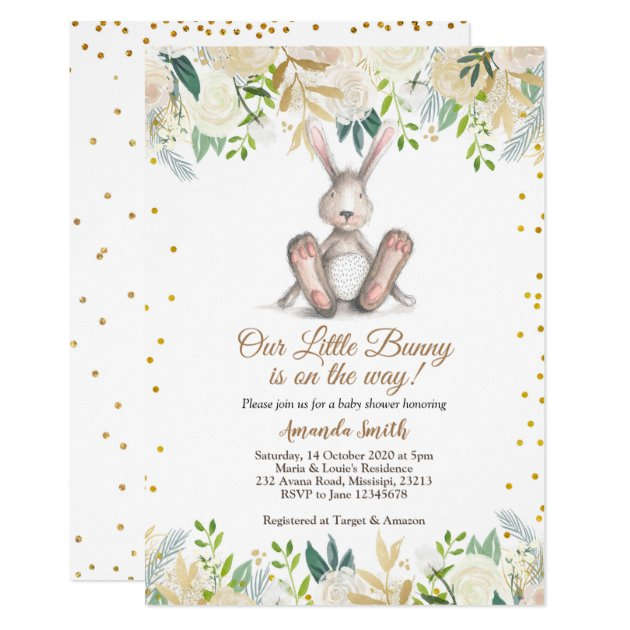 Everything Your Easter Baby Shower