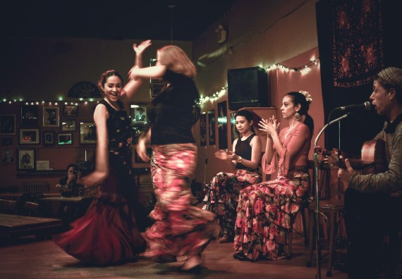 Discover flamenco dance with Eventeus.com eventeus