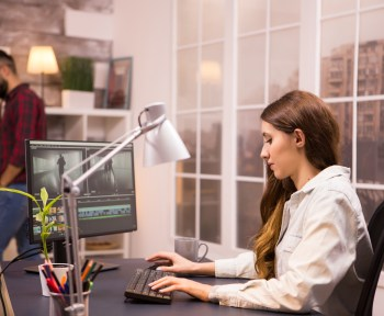 Get hired for freelance video editing jobs with Eventeus!