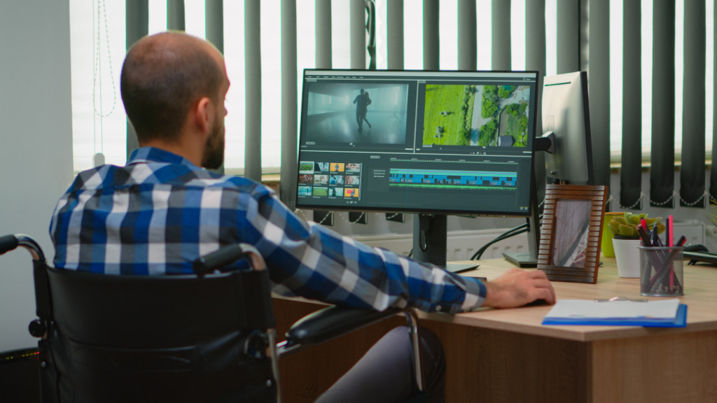 Become a freelance video editor with Eventeus