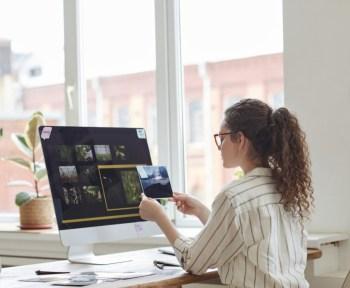 Become a freelance video editor with Eventeus!