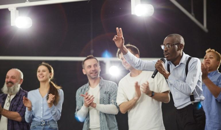 How to become a motivational speaker with Eventeus.com