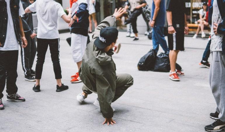 Learn hip hop dance with Eventeus
