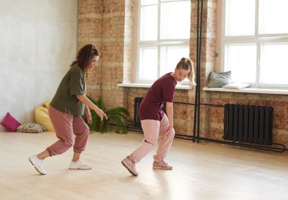 la danse rebond