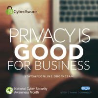 #NCSAM Week 3: Protecting Employee and Customer Privacy