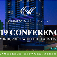 Everlaw at the Inaugural Women in eDiscovery Conference