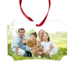 custom made photo ornament at eves addiction, create an ornament today