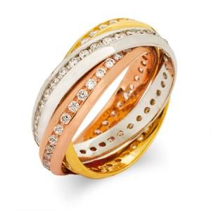 Custom 3 ring at eves addiction, three ring set online