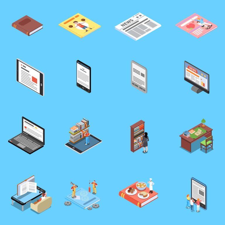 Os produtos digitais