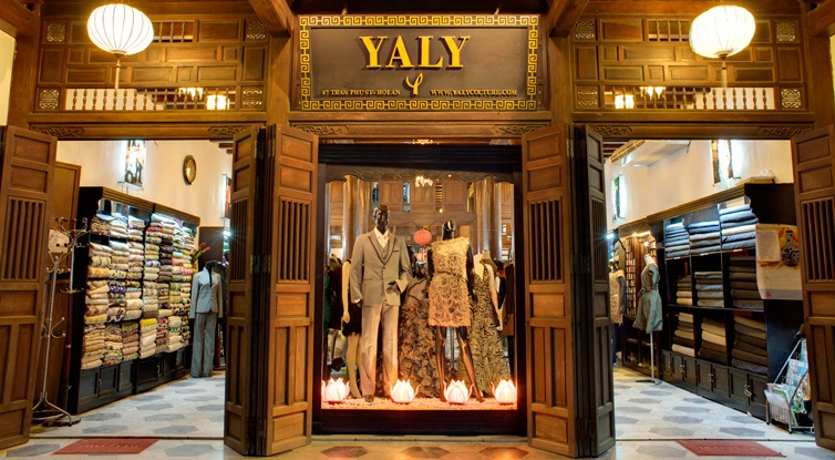Image result for tailors shops in the old town hoi an