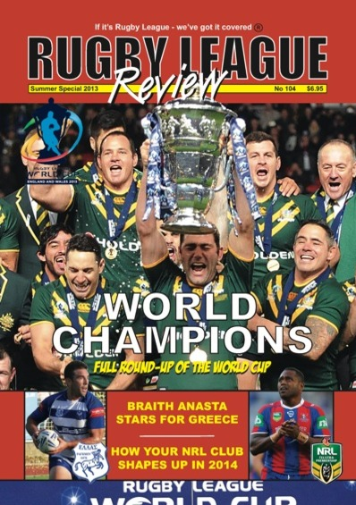 Rugby League Review
