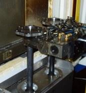 axle splines