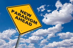 new paradigm ahead