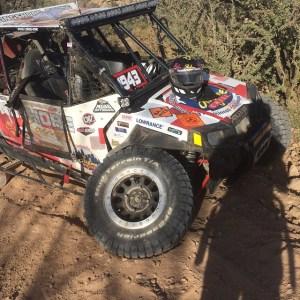2014 Baja 1000 UTV 1943
