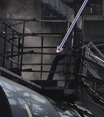 Railcar Filling Area
