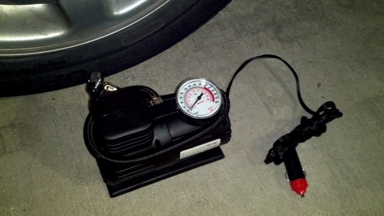 12 VDC Air Compressor