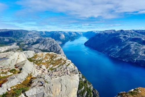 Fjords : Croisière Escales Scandinaves
