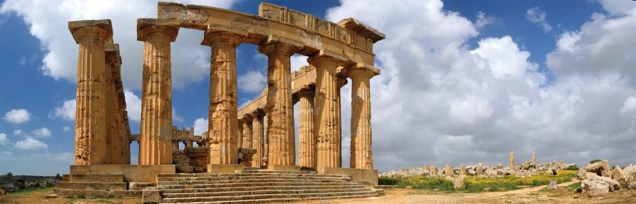 Selinunte - Sicile - Expairtours