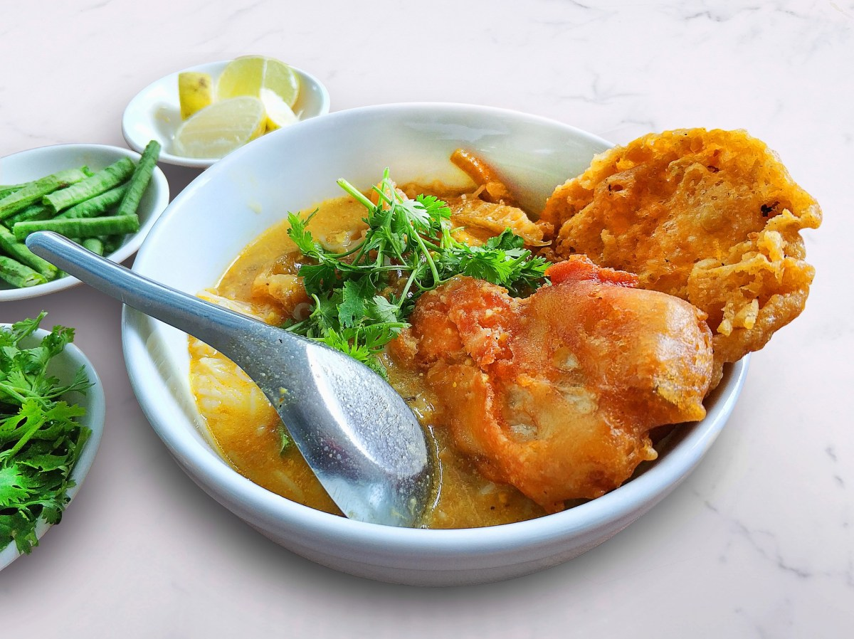 Birmese gastronomie, een heerlijke maar onbekende keuken.