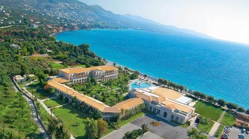 Focus hôtel : Grecotel Filoxenia Resort 4* Kalamata