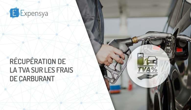 Récupération de la TVA sur le carburant