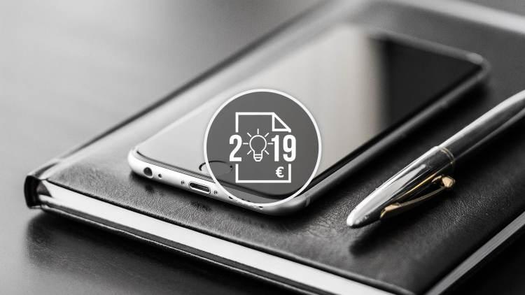 Nouvelles résolutions | Bien démarrer l'année 2019 !