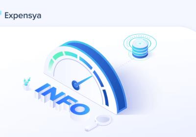 Neue Benutzeroberfläche von Expensya