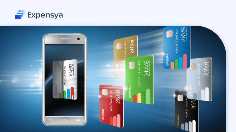 Expensya's virtual cards