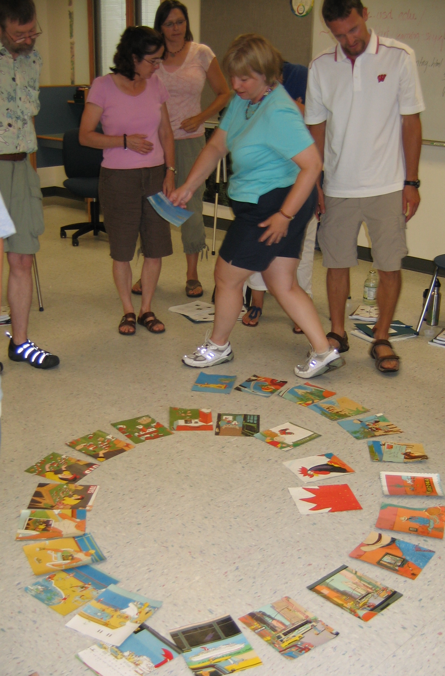 Group Building Problem Solving And Academic Review Zoom And Other Sequencing Challenges